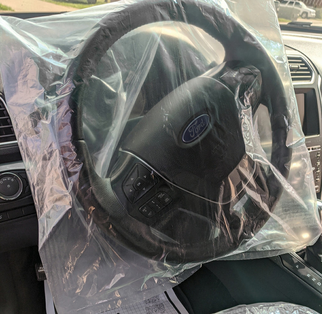 Steering wheel cover/padspromo