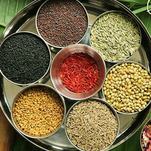 Customized Sets of 4, 6, or 8 Spices - Organic | Fair-Trade | All-Natural | Vegan | Seasonality Spices