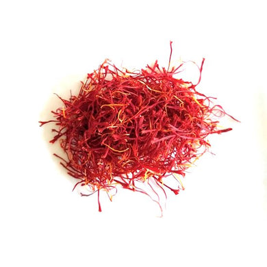Saffron, Coupe Grade (Spain) - Organic | Fair-Trade | All-Natural | Vegan | Seasonality Spices