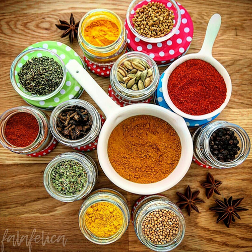 Sampler of the Month - Organic | Fair-Trade | All-Natural | Vegan | Seasonality Spices