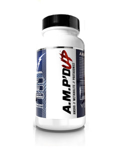 A.M.P.D'UP the Natural Testosterone Booster