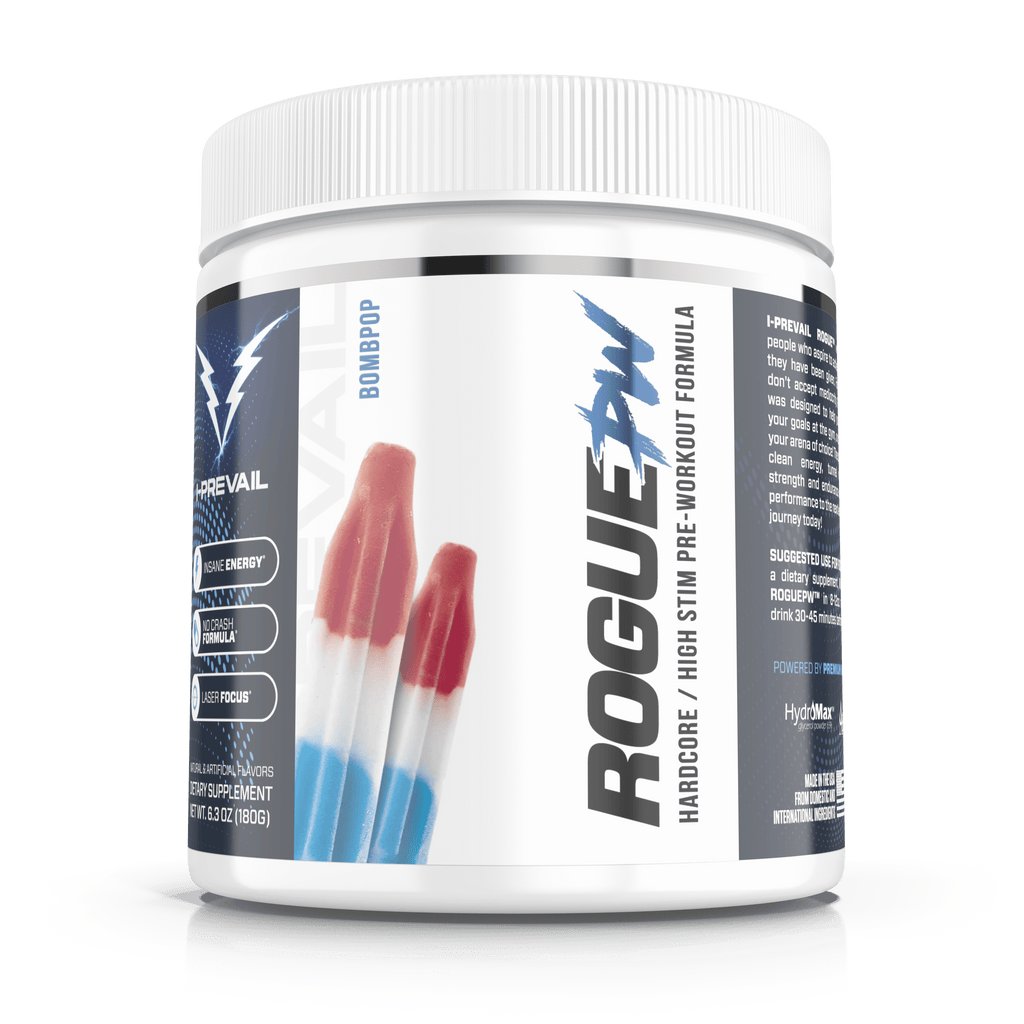 ROGUE-PW Launching in 3 INCREDIBLE FLAVORS