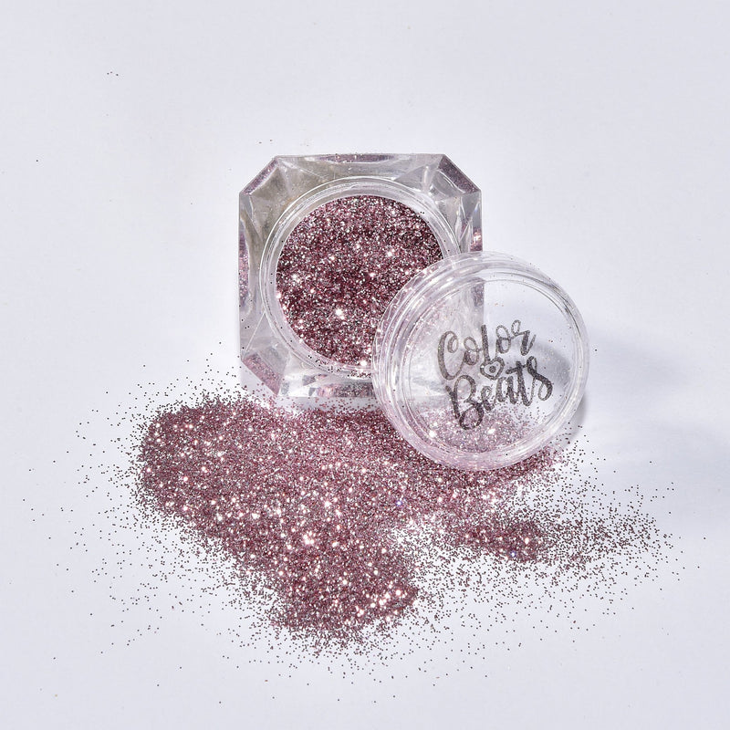 Glitter Peach Nectar - colorbeats