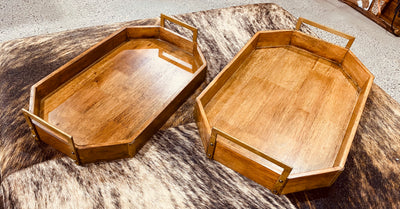 Luxe Serving Trays