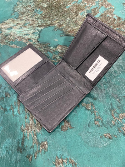 Leather Line Wallet