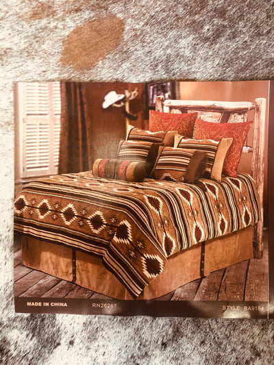 Navaho 7pc Bed Set
