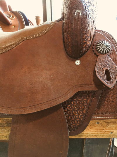 Barrel Saddle SBP00-0.50