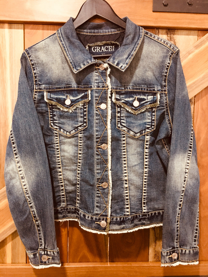 GLA Denim Jacket TE61252