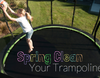 Spring Clean Your Trampoline