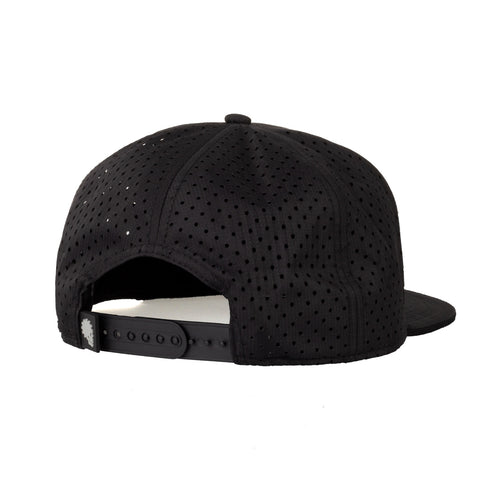 Perforated Snapback