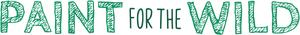 Paint for the Wild logo
