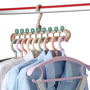 Miracle Clothes Hangar