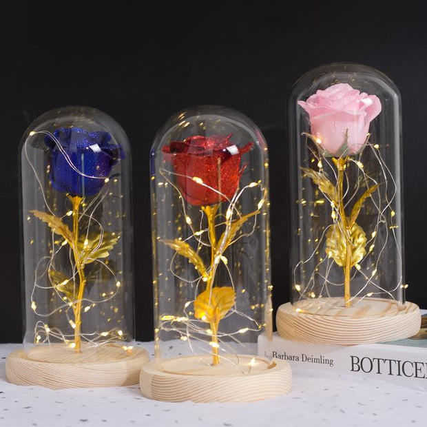 Enchanted LED Rose