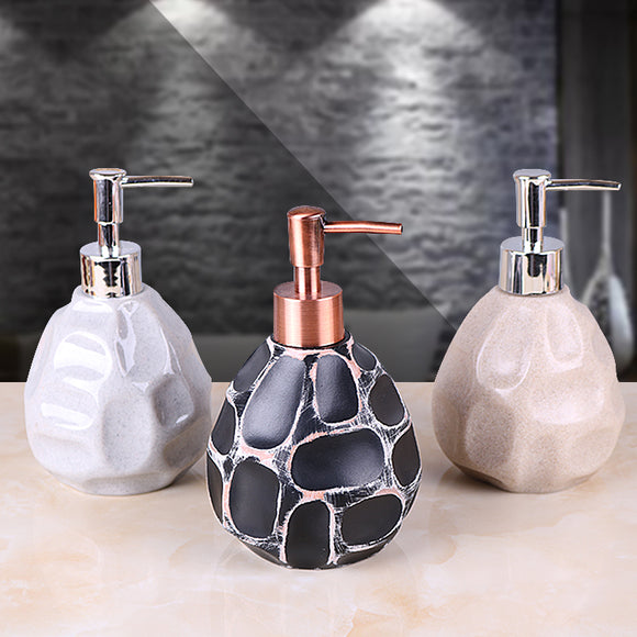 Lovely Bathroom Soap / Lotion Pump Dispenser
