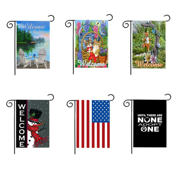 Garden / Outdoor Decorative Flags