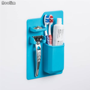 Toothbrush / Toothpaste and Shaver Organizer