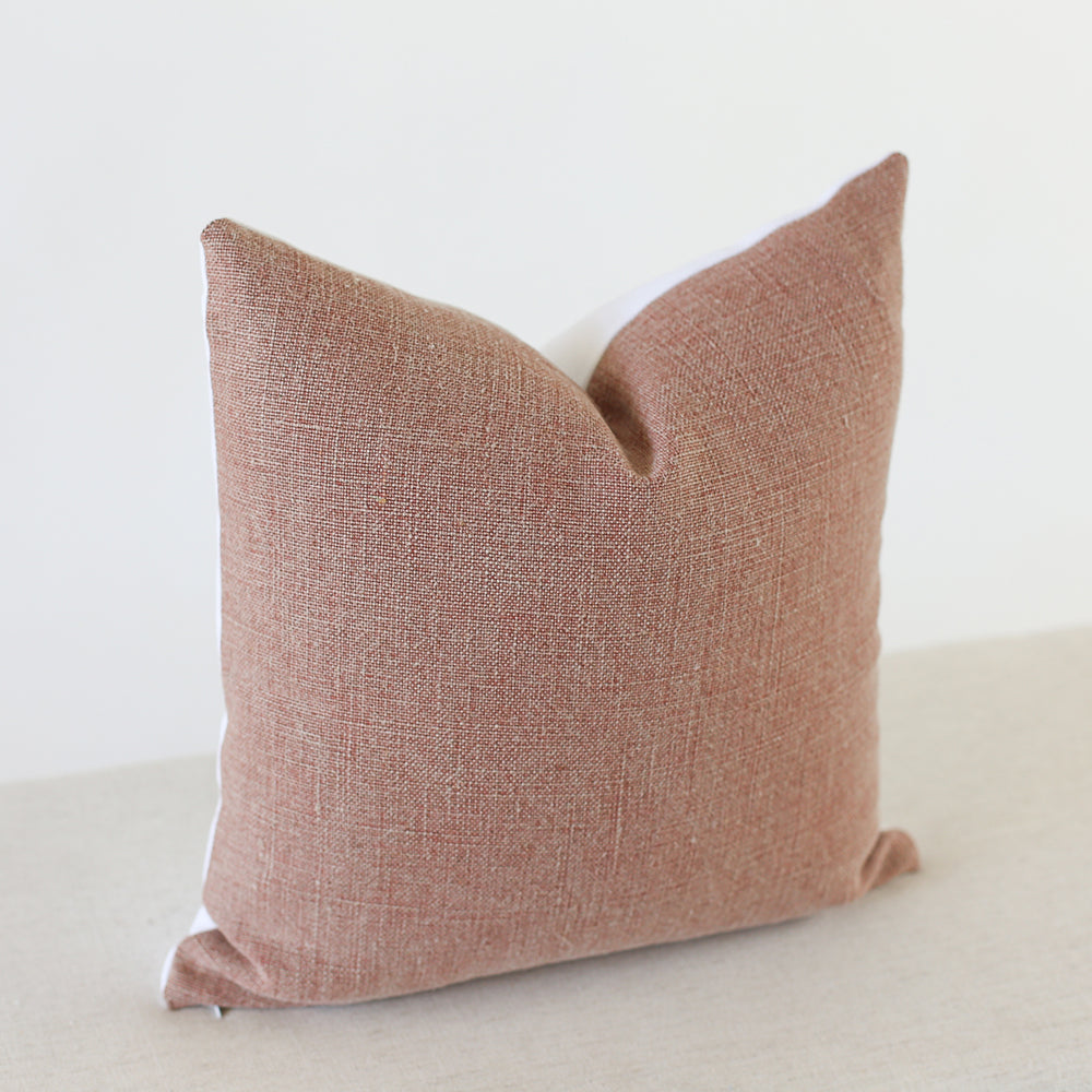 Clay Handmade Pillow Cover