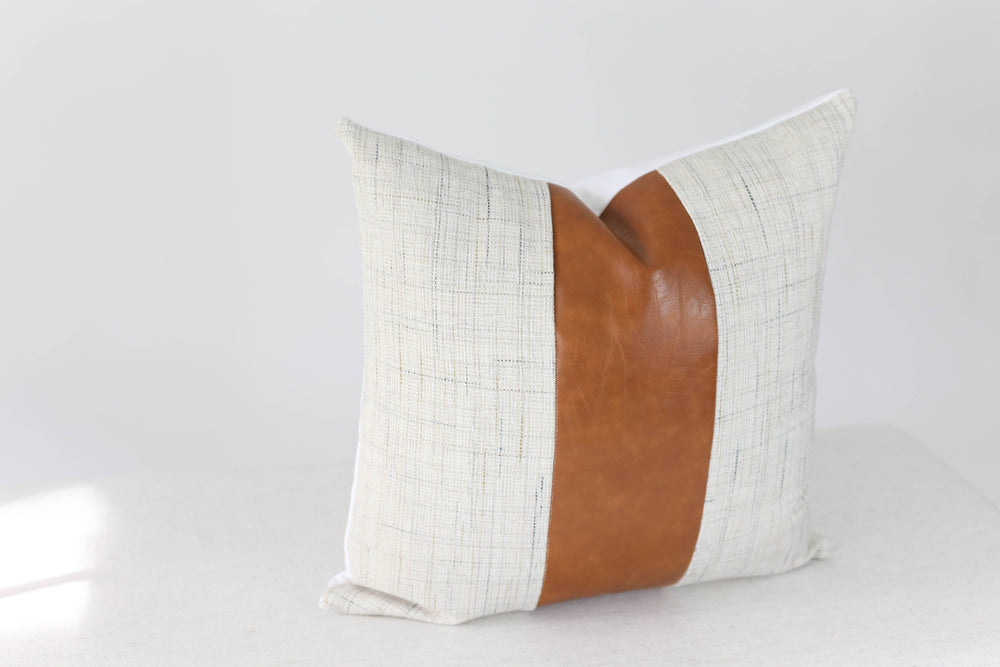 Archie Handmade Pillow Cover