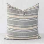 Hayden Stripe Handmade Pillow Cover