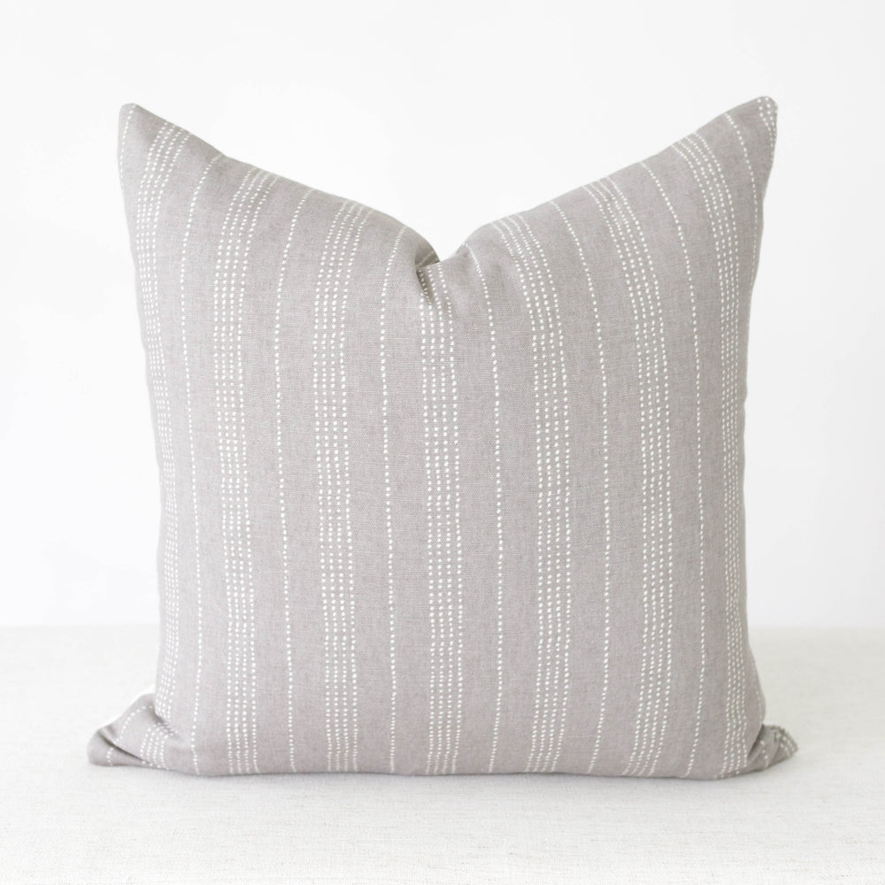 Pietro Stripe Handmade Pillow Cover