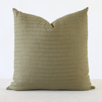 Urban Stripe Handmade Pillow Cover