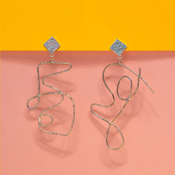 Ammi Dangle Earrings