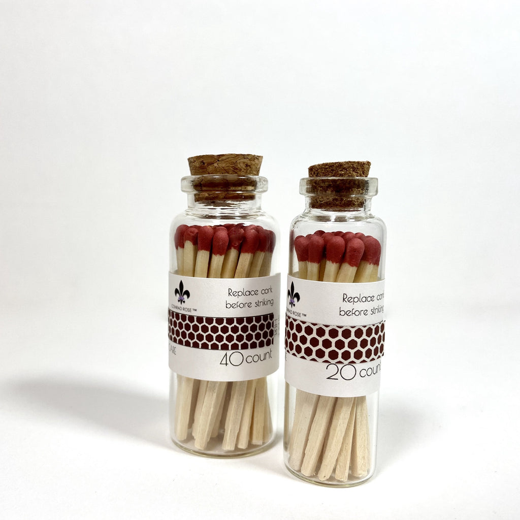 Rose Scented Matches