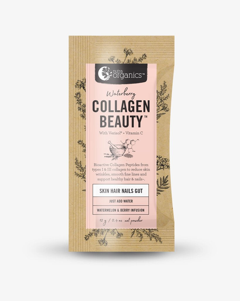 Collagen Beauty™ Waterberry Satchet