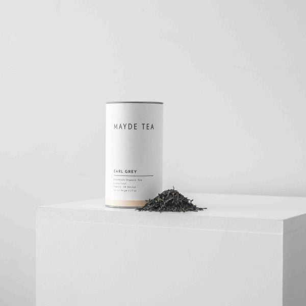 Earl Grey Tea by Mayde Tea