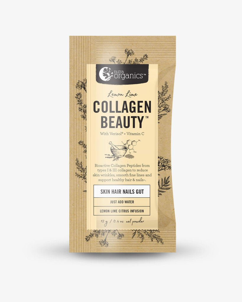 Collagen Beauty™ Lemon Lime Flavour Satchet
