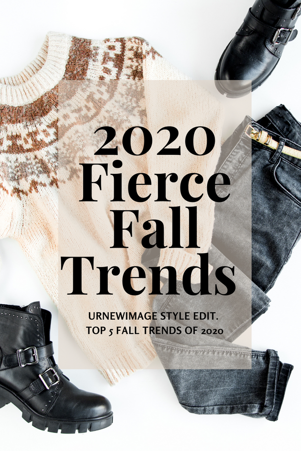 Top 5 Fall Trends in 2020