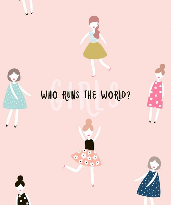 who runs the world?