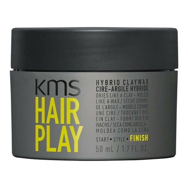 Hair Play Hybrid Claywax