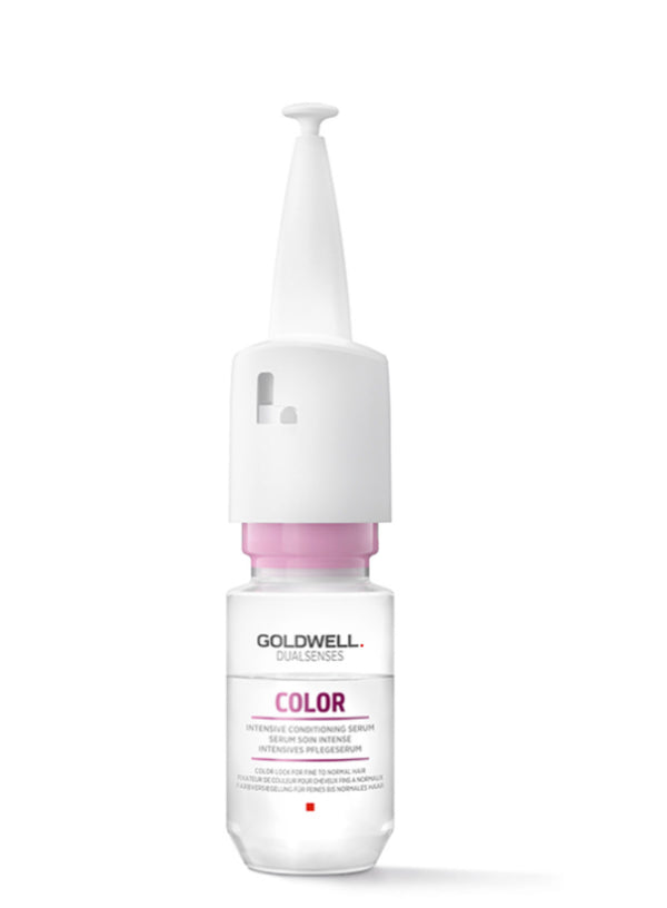 Goldwell color intensive  conditioning serum