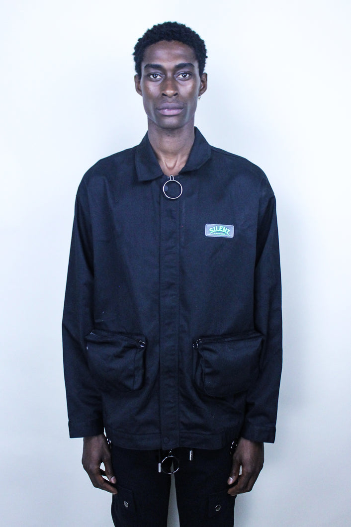 Zip Worker Jacket