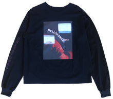 Load image into Gallery viewer, DELUSIONAL L/S T-SHIRT