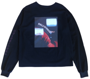 DELUSIONAL L/S T-SHIRT