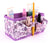 Cosmetic Storage Box Bag Ladies Bright Organizer