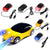 1PCS Sports Car Shape Wired 1000DPI Gaming Mice