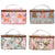 Printing Zipper Nylon Waterproof travel cosmetic bag