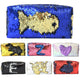 Cosmetic Mermaid Sequin Pencil Case Makeup Bags