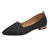 Womens Fashion Casual Point Toe Loafers Shoes