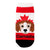 Anti-slip 1 Pair Women Cotton Character Print Yoga Socks