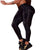 Mid Waist sport women fitness sexy Yoga Athletic Pants