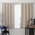 130cm x 100cm Starry Sky Curtain Window Treatment