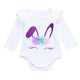 Baby Girl Boy Long Sleeve Cartoon Romper
