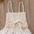 Baby Girls Lace Halter Jumpsuit Romper