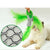 Fish Shape Interactive Frenzy Cat Toys