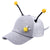 Cute Baby Hats Bee Style Peak Two antenna