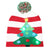 Baby Kids Hats led Cotton Christmas